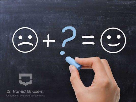چرا باید لبخند بزنیم
